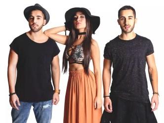 Rodrigo, Gabriela e Diogo Melim — Foto: Divulgação/Duh Marinho