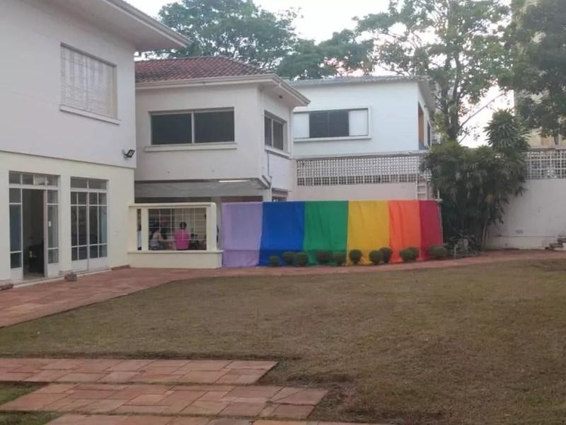 Araraquara recebe inauguração de primeiro Centro de Referência LGBT da região — Foto: Divulgação