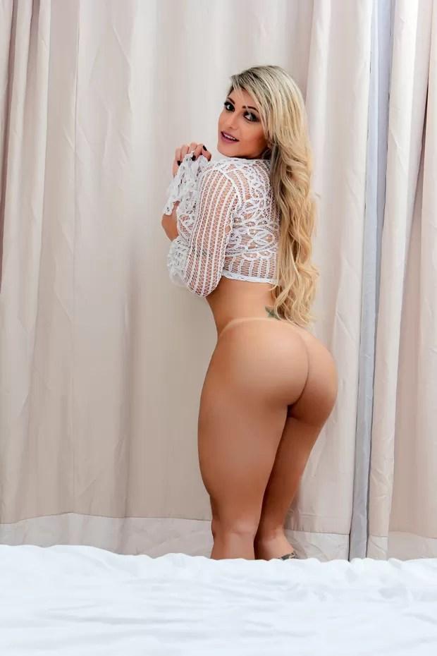 Miss Bumbum Camila Gomes (Foto: Rafael Antonio / MF Models Assessoria )