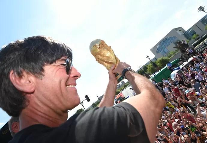 Joachim Löw técnico Alemanha Copa do Mundo (Foto: Getty Images)