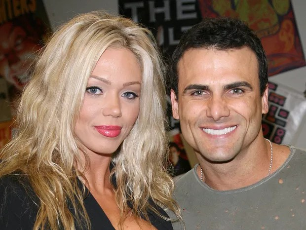 Loni Willison e Jeremy Jackson em 2011 (Foto: Getty Images)