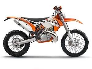 ktm300exc - Veja 40 motos esperadas para o Brasil em 2015