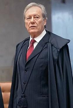 Ricardo Lewandowski, presidente do Supremo Tribunal Federal (Foto: Divulgação)