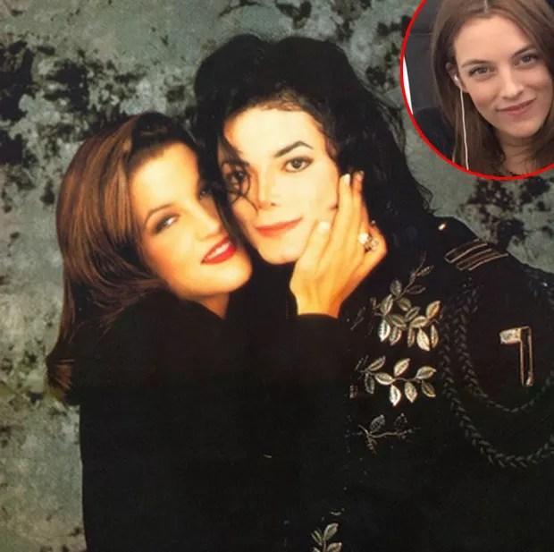 Riley Keough diz que amava Michael Jackson, que foi casado com sua mãe (Foto: Zimmerman/Reprodução)
