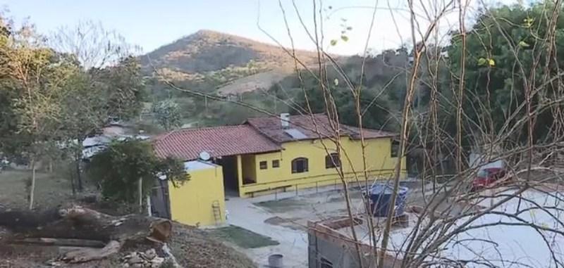 Asilo em Santa Luzia — Foto: Reprodução/TV Globo