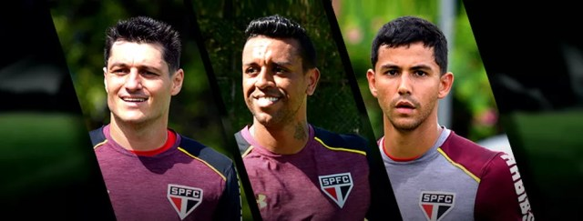 Denis, Sidão e Renan Ribeiro tiveram nove chances cada um nesta temporada (Foto: )