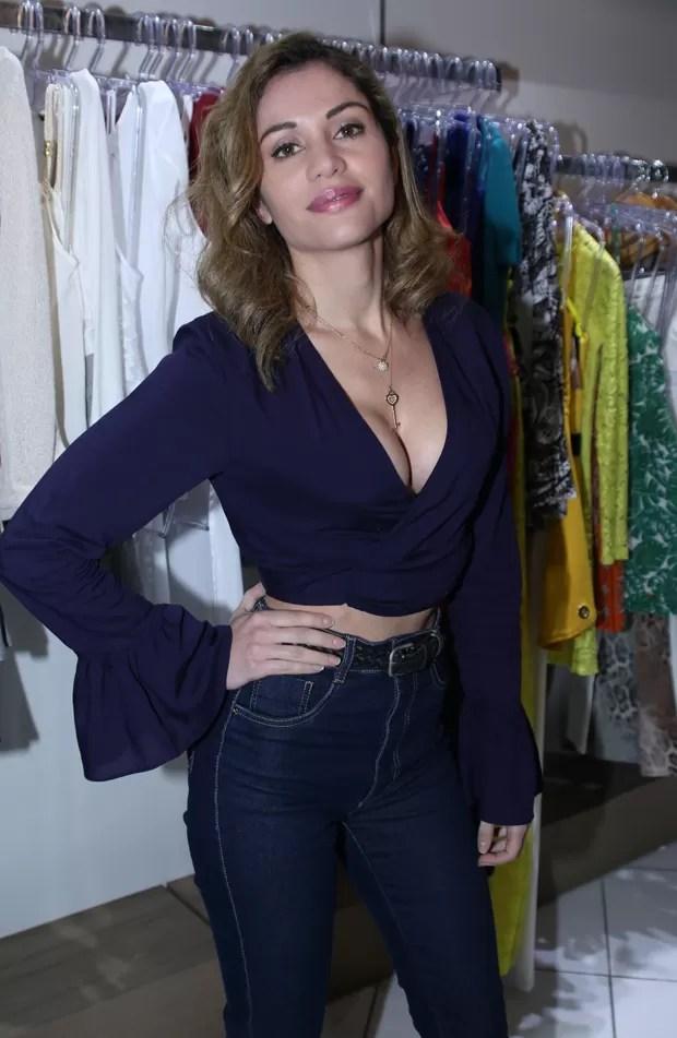 Maria Melilo (Foto: Thiago Duran/AgNews)