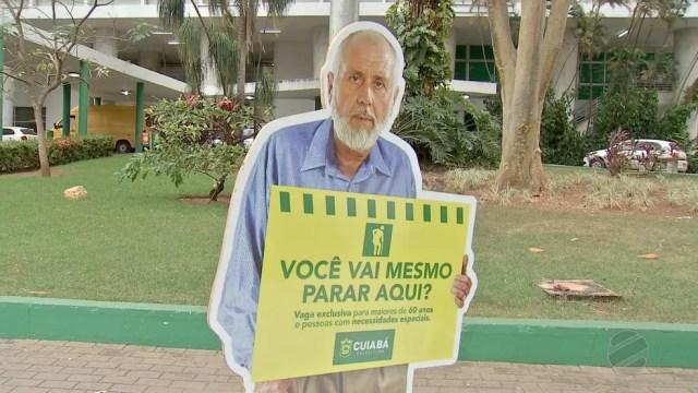 Município espera sensibilizar motoristas a respeitarem a sinalização na capital (Foto: TVCA/Reprodução)