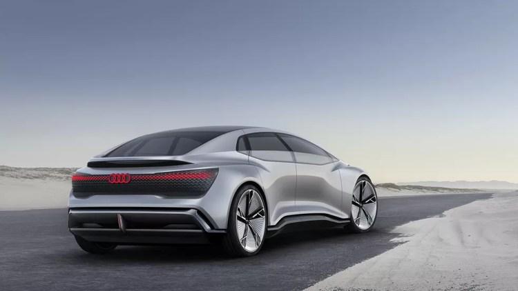 Audi Aicon pode chegar ao mercado já em 2021 — Foto: Divulgação/Audi
