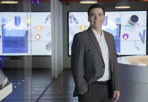 Franklin Luzes, COO da Microsoft Participações (Foto: Divulgação)