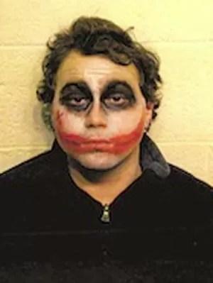 Aaron Chase foi detido por assustar clientes (Foto: Divulgação)