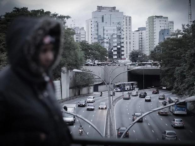(Foto: Caio Kenji/G1)