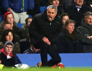 Mourinho, Chelsea x Liverpool (Foto: Getty Images)