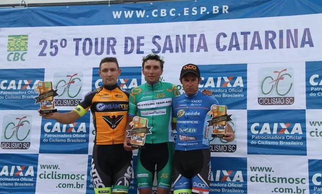 Wilson Ramiro vence primeira etapa