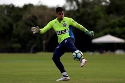 Jean atuará no estádio do Morumbi lotado neste domingo (Foto: Felipe Oliveira / Divulgação / E.C. Bahia)