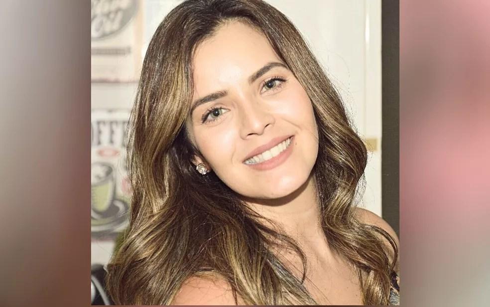 Advogada Névele Lima não tinha doenças preexistentes e era saudável, segunda a família — Foto: Reprodução/Facebook