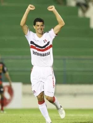 gol Santa Cruz (Foto: Miséria.com / Futura Press)