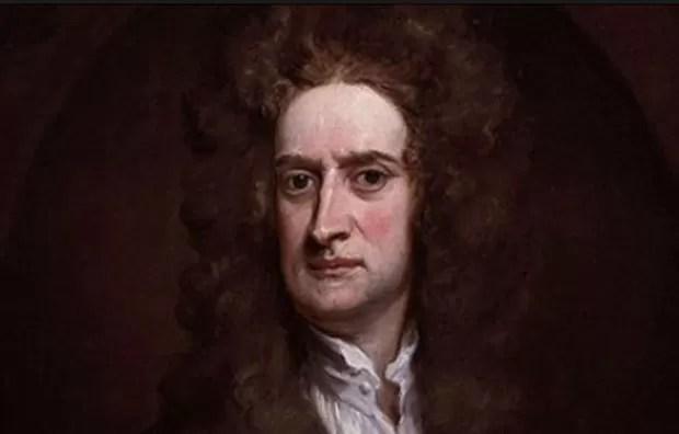 """Newton escreveu mais de um milhão de palavras sobre alquimia em sua vida; a prática foi um dos muitos """"estudos ocultos"""" que despertaram seu interesse  (Foto: Reprodução/TV Globo)"""