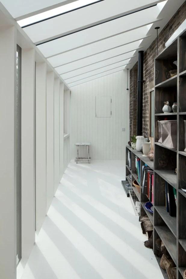 Extensão 6a (Foto: 6a architects / Divulgação)