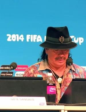 Coletiva FIFA - Ivete Sangalo (Foto: Cintia Barlem)