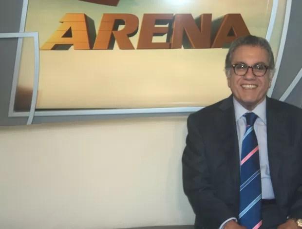 Carlos Miguel Aidar  (Foto: Thiago Braga/SporTV.com)