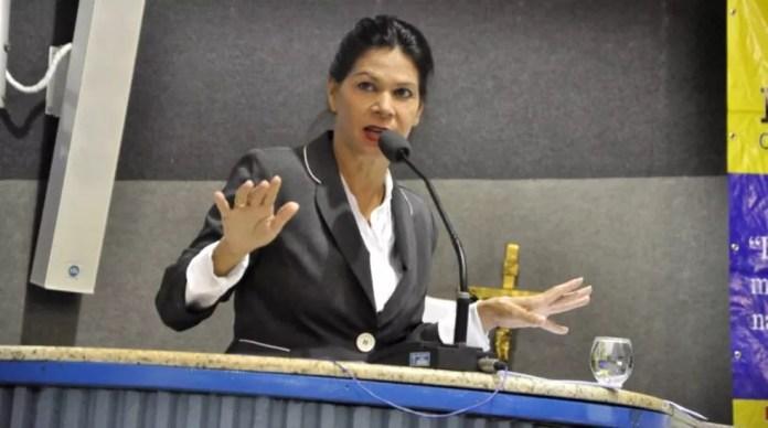 Neuzinha Oliveira, candidata a prefeita pelo PSDB — Foto: Divulgação/PSDB