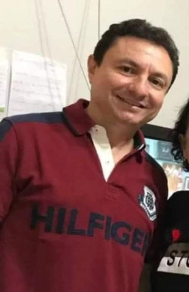 João Anaides Cabral Neto, de 50 anos, foi assassinado — Foto: Divulgação