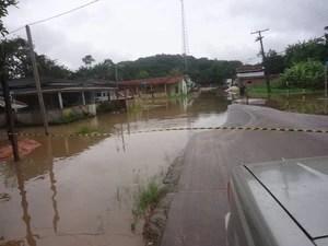 Defesa Civil monitora pontos de alagamentos em Ferreira Gomes (Foto: Divulgação/Prefeitura Ferreira Gomes)