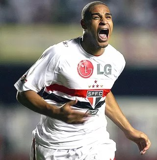 Adriano São Paulo (Foto: Agência EFE)