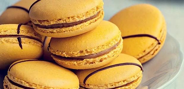 Macarons oiapoque (Foto: Elisa Correa / Editora Globo)