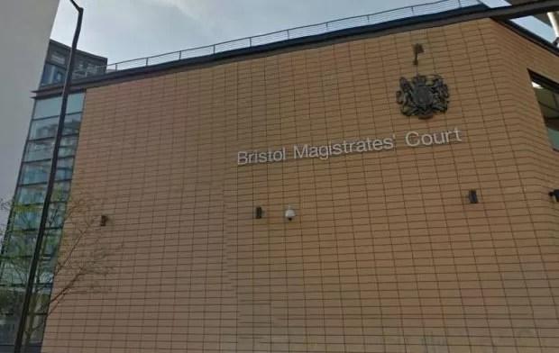 Derek Edwards, de 69 anos, foi multado 150 libras por tribunal de Bristol (Foto: Reprodução)