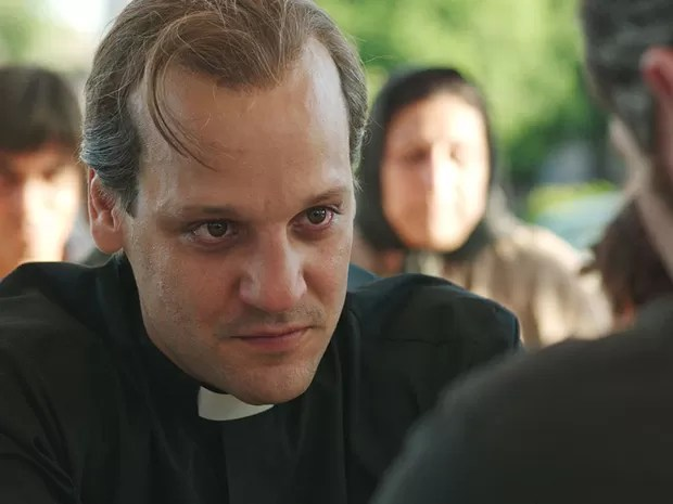 Rodrigo De la Serna interpreta papa Francisco em filme (Foto: Divulgação)