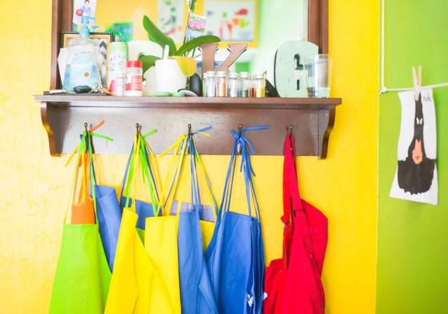 Sacolas reutilizáveis — Foto: Mike Fox/Unsplash