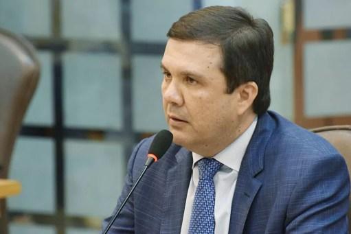 Deputado estadual Galeno Torquato teria desviado dinheiro de obra em São Miguel quando era prefeito (Foto: ALRN/Divulgação)