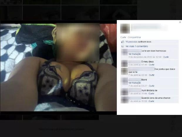 Agente carcerário confirmou que mulheres estavam presas na época (Foto: (Reprodução/Facebook))