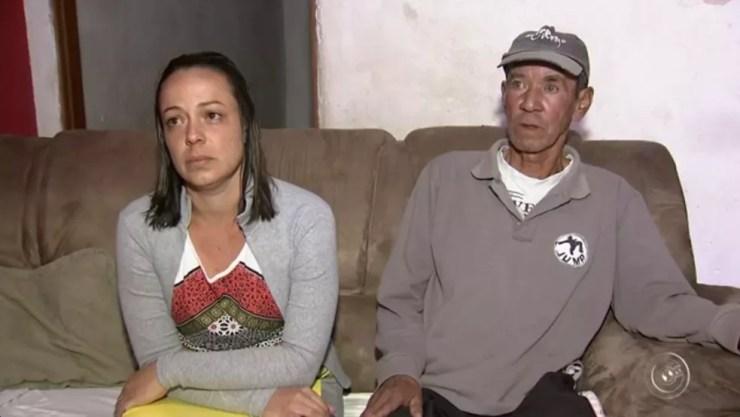 Família lamenta morte de jovem em Itu (Foto: Reprodução/TV TEM)