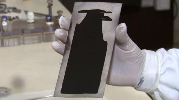 Pesquisadores da UFSCar desenvolveram um filtro com carvão ativado para retirar sal de água salobra.  (Foto: Reprodução EPTV)
