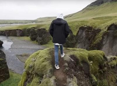 Justin Bieber 'explora' Islândia em clipe de 'I´ll Show ...