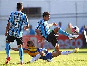 grêmio pelotas gauchão souza pablo (Foto: Lucas Uebel/Grêmio FBPA)