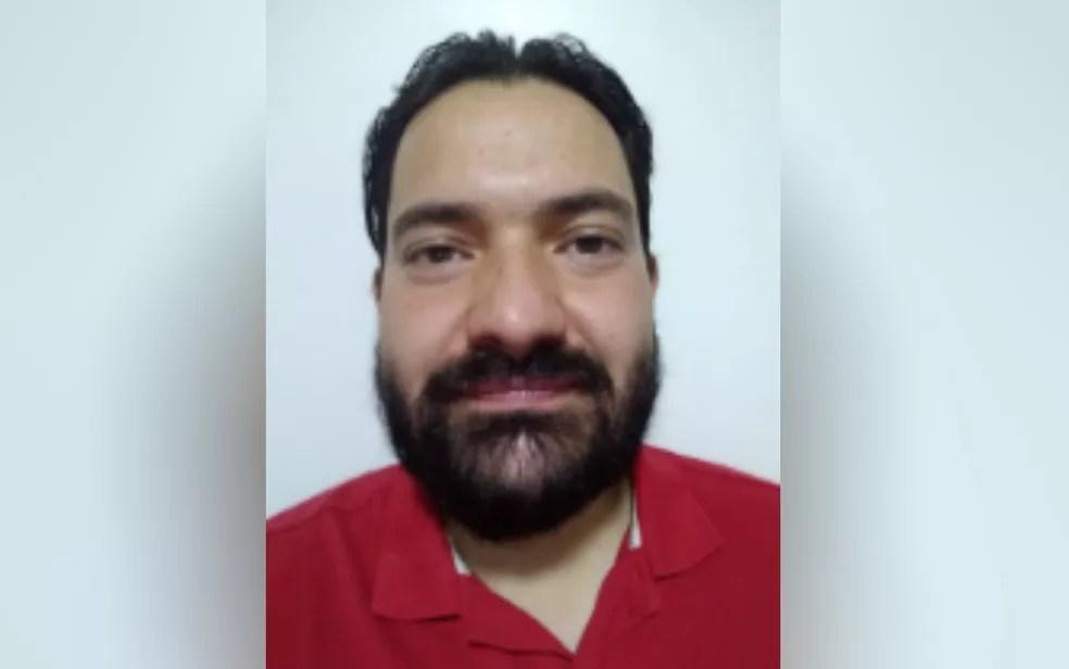Vinícius Gomes da Paixão, candidato do PCO à Prefeitura de Goiânia — Foto: Reprodução/TSE