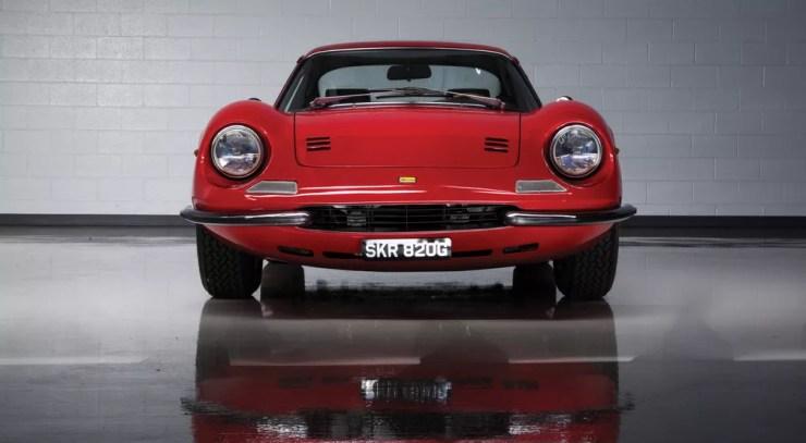 1969 Ferrari Dino 206 GT  (Foto: Theodore W. Pieper/Divulgação)