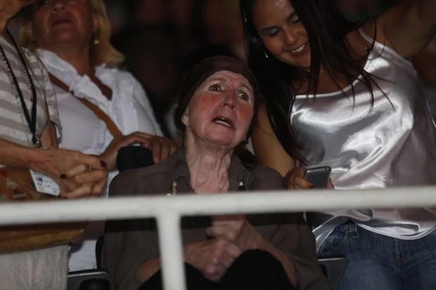 """Alda no show """"Natal Mágico da Xuxa"""" (Foto: Felipe Assumpção /AgNews)"""