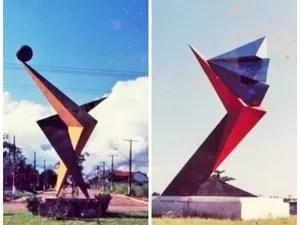 Monumentos históricos Porto Velho (Foto: Condecom/ Divulgação)