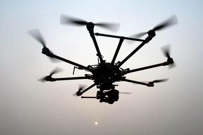 Drone já está regularizado no Brasil? (Foto: Reprodução/Mercado Livre)