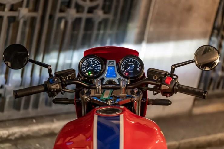 Honda CB1100 RS 5Four — Foto: Divulgação