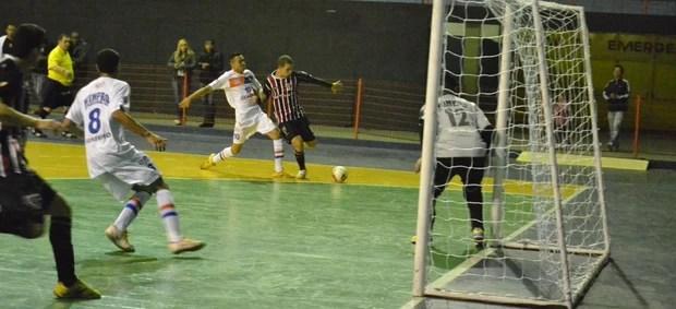 São Paulo/Suzano Guarrulhos Copa Federação (Foto: Thiago Fidelix)