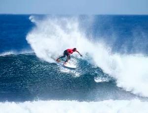 Wiggolly Dantas em Margaret River na Austrália - surfe (Foto: @WSL / Sloane)