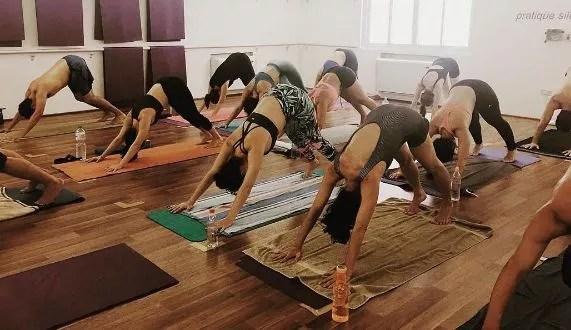 Hot Yoga (Foto: Reprodução/Instagram)
