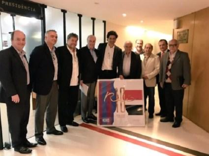 Raí fazia parte do Conselho de Administração do São Paulo e agora é executivo de futebol (Foto: Reprodução)