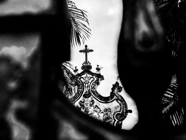 Mostra reúne olhar de fotógrafos sobre a história de Frei Caneca (Foto: Roberta Menezes / Divulgação)